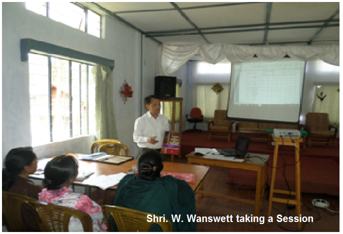 Shri W. wanswett - Session
