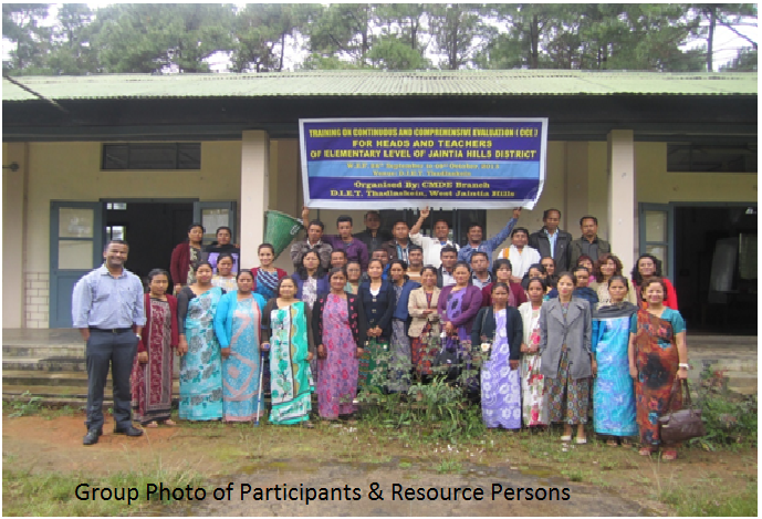 Photo of Participants and Resource Person