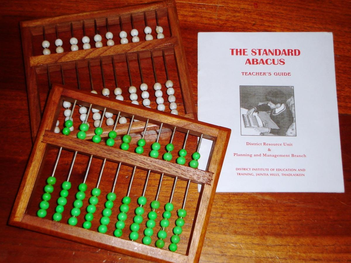 The Standard Abacus (Teacher Guide)