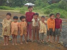 Children at DIET photo